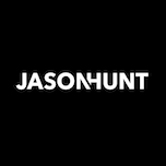 Kim jest Jason Hunt Mobile Retina Logo
